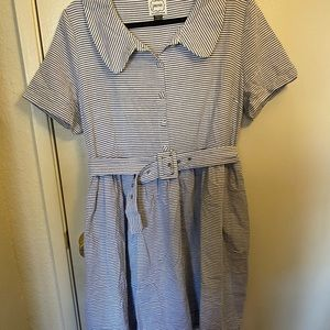Joanie Vintage Style Dress
